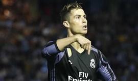 Ronaldo sugere que jogadores do Celta receberam dinheiro para vencer o Real Madrid