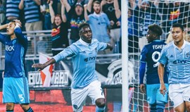 MLS: Gerso exulta com hat trick pelo Sporting Kansas City