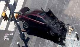 Um morto e cerca de 20 feridos em atropelamento em Times Square