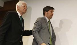 Bruno de Carvalho agradecedisponibilidade e trabalho de Vicente Moura
