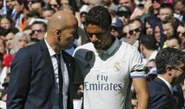 «Zidane ligou-me e disse-lhe para tentar mais tarde...»