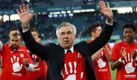 Carlo Ancelotti: «Há que por o vídeo-árbitro, porque é necessário»
