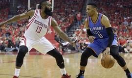 Harden, Westbrook e Leonard disputam MVP