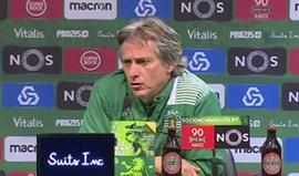 Para falar em seca de títulos, Jesus 'usou'... Arsène Wenger