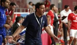Ricardo Costa: «Resultado fica marcado pelas últimas decisões dos árbitros»