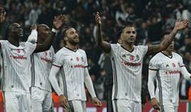Turquia: Besiktas mais perto do título após golear Kasimpasa