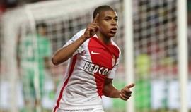 Real Madrid veio com 120 milhões para levar Mbappé e saiu do Mónaco de mãos a abanar