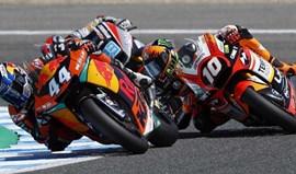 Moto2: Miguel Oliveira 17.º em França