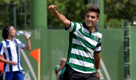 Sporting vence FC Porto por 3-0