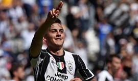 Juventus bate Crotone rumo ao hexa e à 'dobradinha'