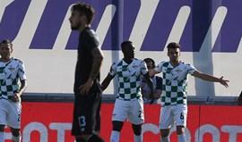 Moreirense-FC Porto, 3-1