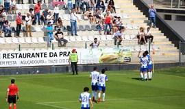 Varzim-Vizela, 0-3: Triunfo com bis de Fábio Fortes na despedida à 2.ª Liga