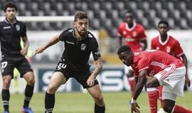 V. Guimarães B-Benfica B, 3-2: Reviravolta em inferioridade numérica