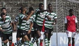 Sp. Braga B-Sporting B, 1-1: Leões empatam e impedem 3.º lugar aos minhotos
