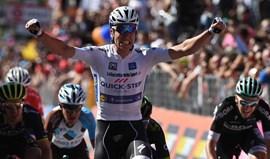 Bob Jungels vence 15.ª etapa e Dumoulin segue de rosa