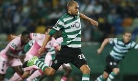 A crónica do Sporting-Chaves (4-1): Festa do goleador