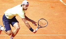 Ranking ATP: João Sousa cai para a sua pior posição em mais de dois anos