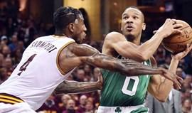 Celtics impõem primeira derrota aos Cavaliers no playoff