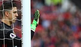 Joel Pereira agradece a Mourinho