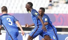 França estreia-se com vitória sobre as Honduras
