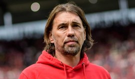 Martin Schmidt rescinde contrato com o Mainz