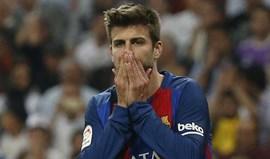 Piqué e a Bola de Ouro: nem Ronaldo, nem... Messi