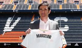 Valencia apresenta Marcelino como treinador para as próximas duas épocas