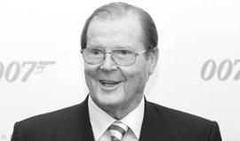 Morreu Roger Moore, o 007 'very british'