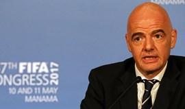 Infantino convida adeptos a assistirem à Taça das Confederações e Mundial 2018