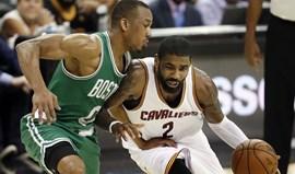 Cavaliers vencem Celtics e ficam a uma vitória da final