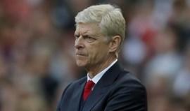 Arsène Wenger diz 'nim' a adeus ao Arsenal após final da Taça de Inglaterra
