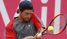 Pedro Sousa na última ronda do qualifying de Roland Garros