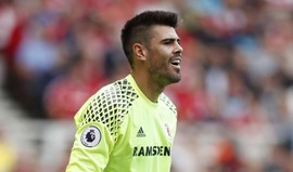 Víctor Valdés e Middlesbrough rescindem contrato