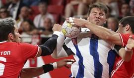 Protesto do FC Porto sobre o clássico com o Benfica já seguiu para a Federação
