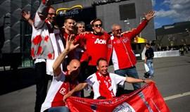 Final da Liga Europa já 'aquece' em Estocolmo