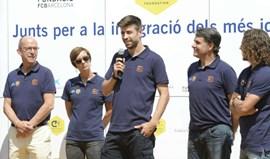 Piqué e a possibilidade do Barça ganhar apenas a Taça do Rei: «Não é um fracasso»