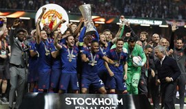 Ajax-Manchester United, 0-2