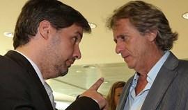 Bruno de Carvalho reunido com Jesus num hotel lisboeta