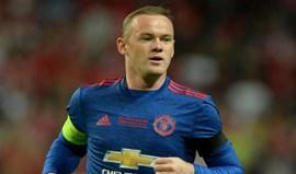 Wayne Rooney fora dos convocados de Inglaterra