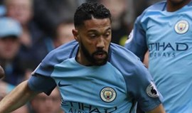 Clichy abandona o Manchester City no final da temporada