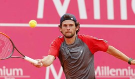 Pedro Sousa falha acesso ao quadro principal de Roland Garros
