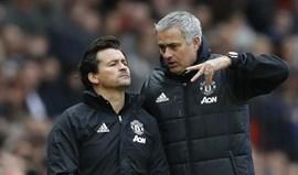 José Mourinho: «Senti logo que o jogo estava ganho»