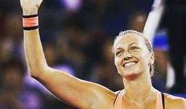 Kvitova regressa aos courts após paragem de cinco meses
