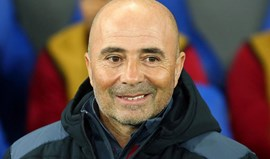 Sevilha confirma saída de Sampaoli para a seleção argentina
