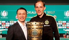 Dortmund tenta quebrar a maldição