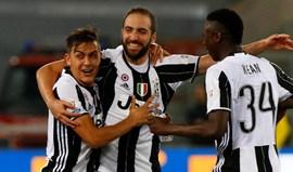 Moise Kean já dá vitórias à Juventus aos 17 anos