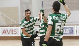 Sporting vence Turquel (7-3)