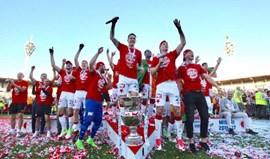 República Checa: Slavia Praga sagra-se campeão pela quarta vez