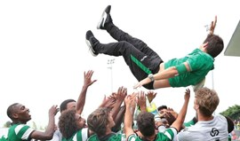 Tiago Fernandes: «Os meus jogadores são os grandes obreiros disto tudo»