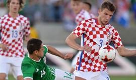 Croácia vence México em jogo particular (2-1)